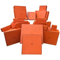 Hermes Box Collection
