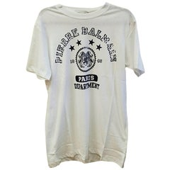 Pierre Balmain Cotton T-shirt White (Medium)