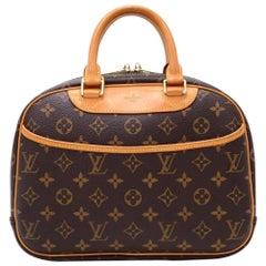 Louis Vuitton Trouville Monogram Canvas Hand Bag