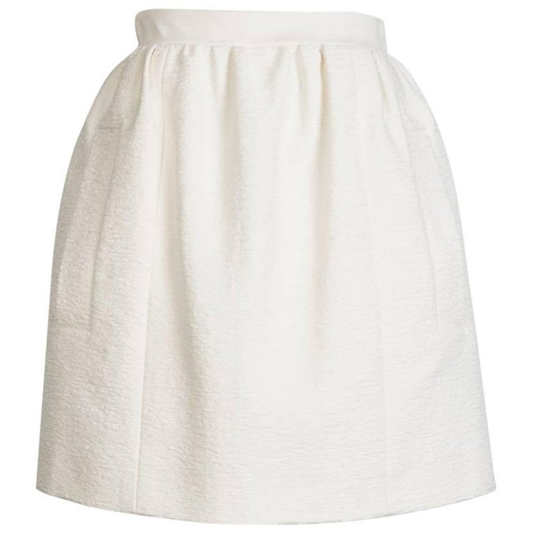 Carven Puff Skirt