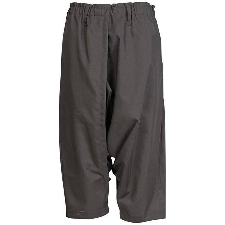 Issey Miyake Drop Crouch Pant