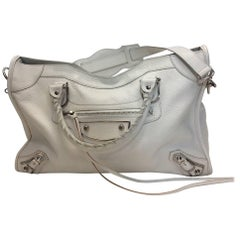 Balenciaga White City Bag NWT