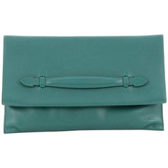 Hermes Pliplat Clutch Evercolor
