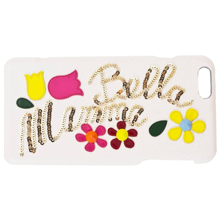 8/25 Dolce & Gabbana Multi Color Bella Mama iPhone 6 Plus Case 1