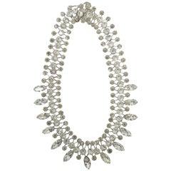 Eisenberg Rhinestone Necklace