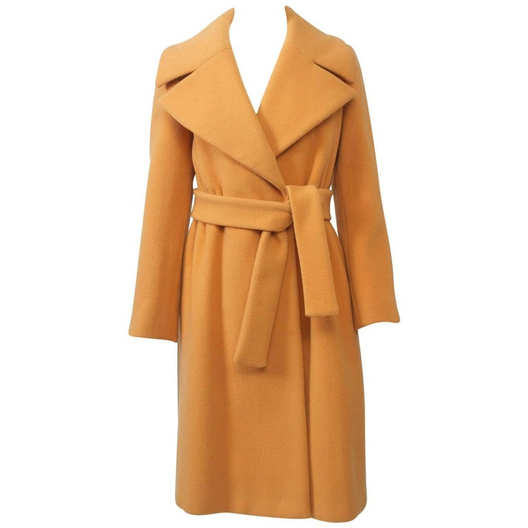 John Anthony Wrap Coat