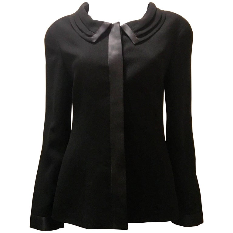 Chanel Jacket with Three Layered Collar