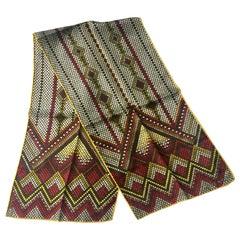 1970s Givenchy Silk Scarf