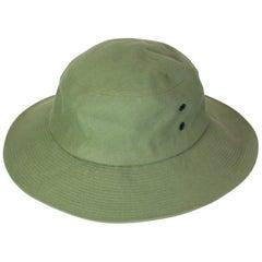Yves Saint Laurent Fisherman Hat, Alber Elbaz