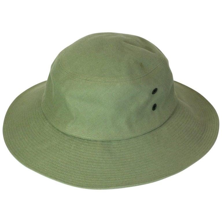 Yves Saint Laurent by Alber Elbaz Fisherman Hat  For Sale