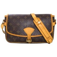 Louis Vuitton Monogram Sologne Crossbody Messenger Bag