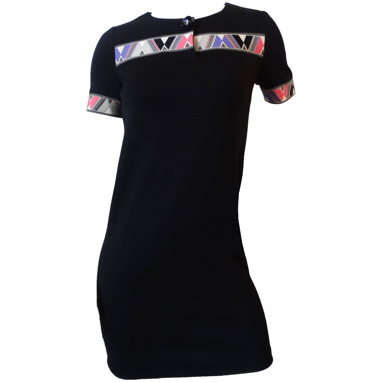 Emilio Pucci Mod Mini Dress