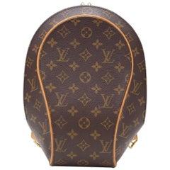 Louis Vuitton Ellipse Sac A Dos Monogram Canvas Backpack Bag