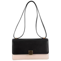 Celine Case Flap Bag Leather Medium