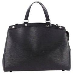 Louis Vuitton Brea Handbag Epi Leather GM