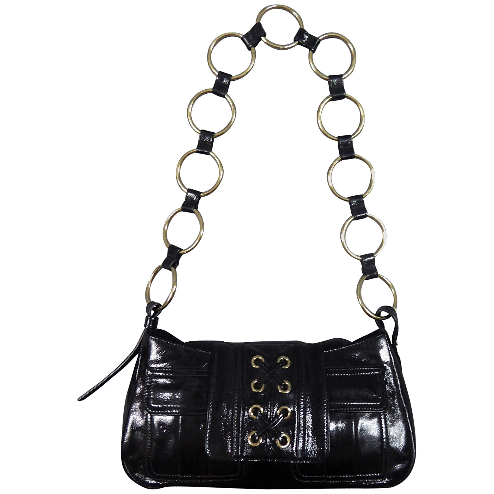 238380fe75 Yves Saint Laurent Rive Gauche Bag at 1stdibs