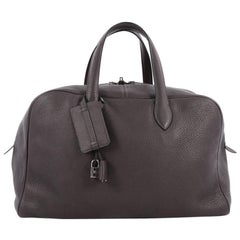 Hermes Victoria Travel Bag Clemence 43