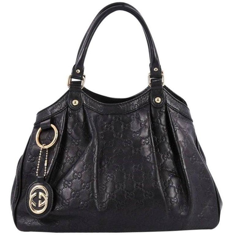 e369addc8dbe Gucci Sukey Tote Guccissima Leather Medium at 1stdibs