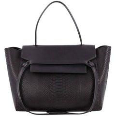 Celine Belt Bag Python Mini
