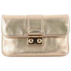 Louis Vuitton Sofia Coppola Slim Clutch Leather