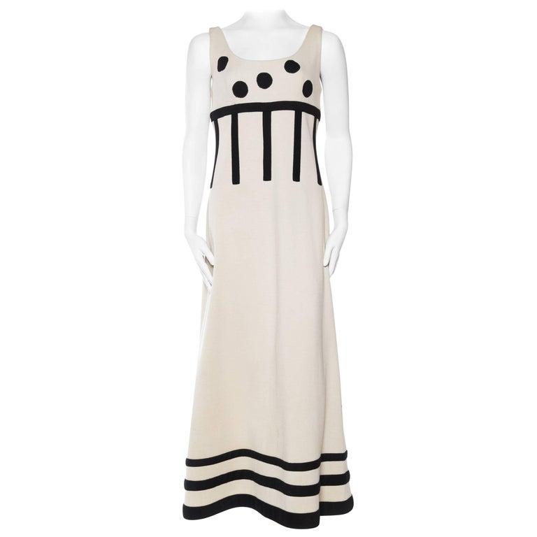 1960s Louis Feraud Mod Dress