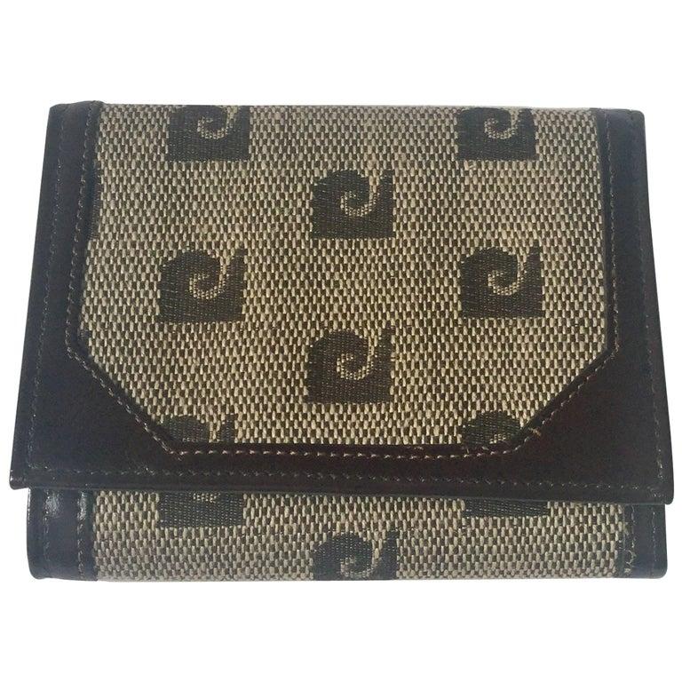 1970s Pierre Cardin Wallet
