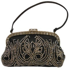 MA-GNI-FIC Valentino Crystal Embellished Evening Bag