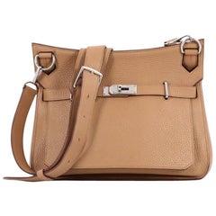 Hermes Jypsiere Handbag Clemence 34