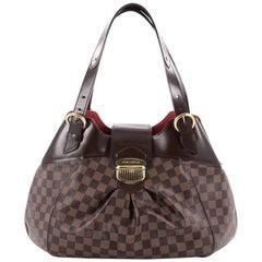 Louis Vuitton Sistina Handbag Damier GM