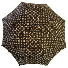 Vintage 1970 Louis Vuitton Umbrella Parasol