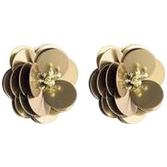 Eddie Borgo Tikka Blossom Earrings