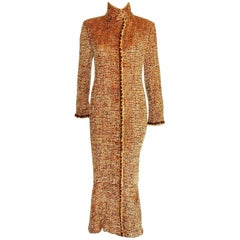 Gorgeous Chanel Fantasy Tweed Coat
