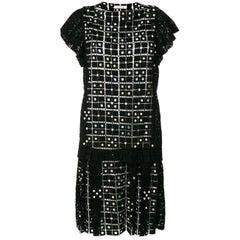 Chloé Pearl Embellished Dress
