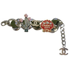 Collector CHANEL 'Paris Cuba' Bracelet with Charms