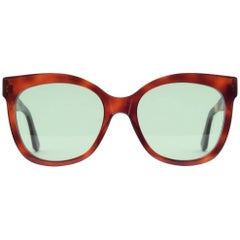 Eden Roc Emerald Green Spectacle