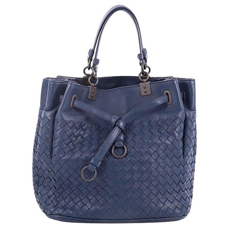909ea07960b7 Bottega Veneta Convertible Bucket Bag Intrecciato Nappa Medium For Sale