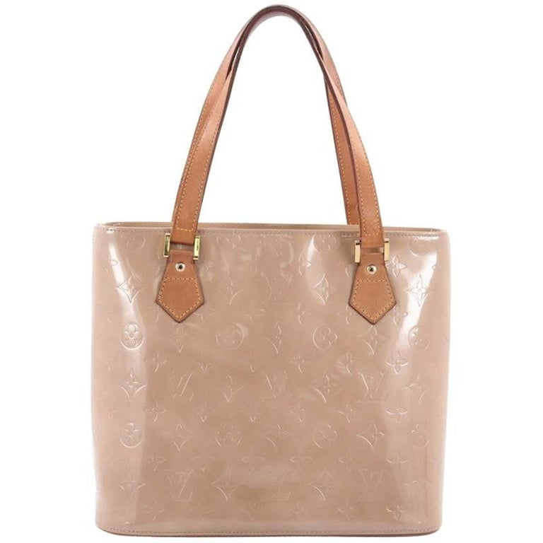Louis Vuitton Houston Handbag Monogram Vernis at 1stdibs b585a79f8ebc5