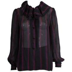 Givenchy Boutique Stripe Blouse