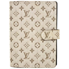 Louis Vuitton Monogram Mini Lin Organizer