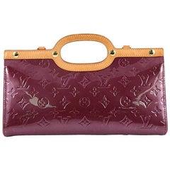 Louis Vuitton Roxbury Drive Handbag Monogram Vernis