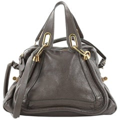 Chloe Paraty Top Handle Bag Leather Medium