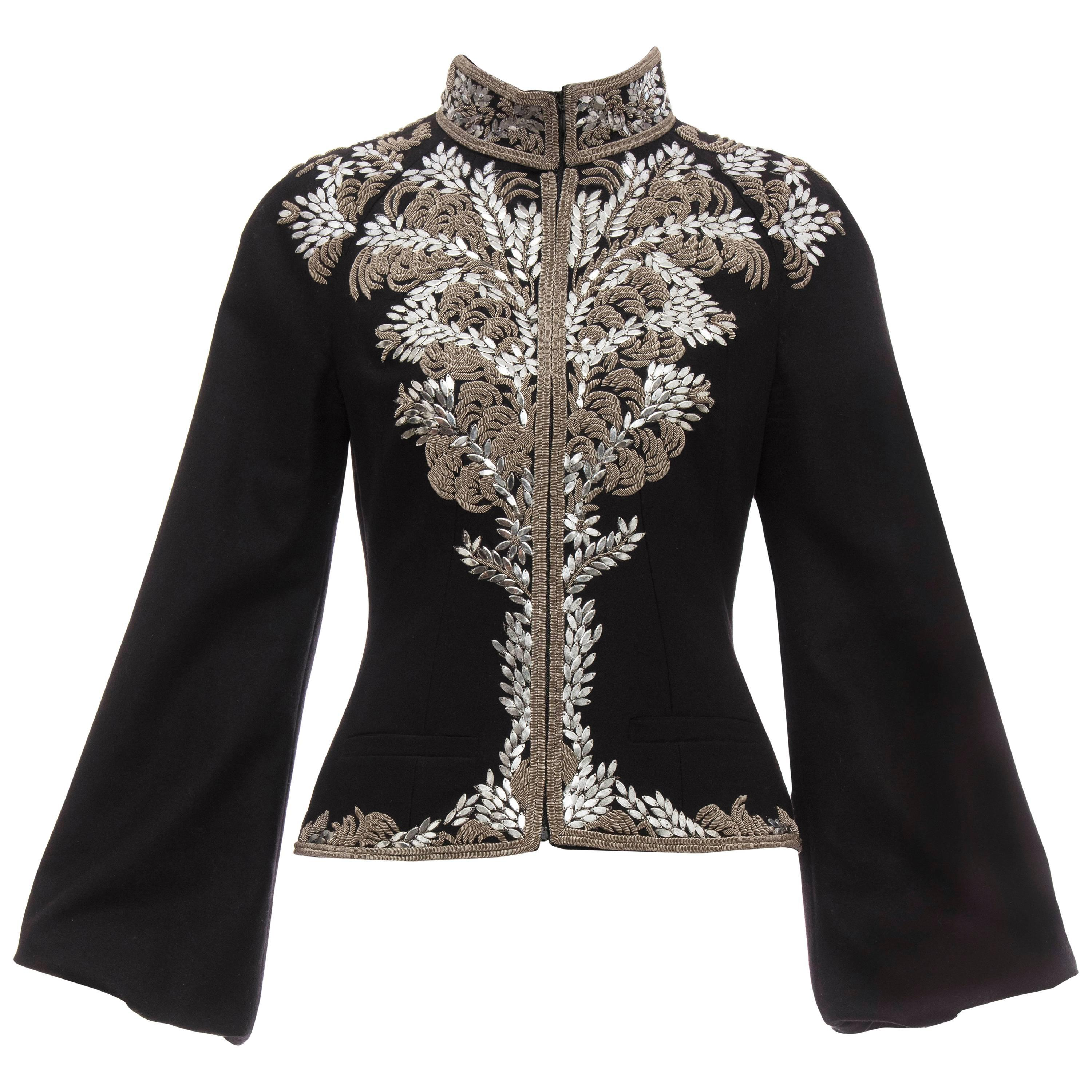 Alexander McQueen Embellished Wool Vest Cheap Best Reliable Cheap Online Brand New Unisex Online Clearance Store For Sale Outlet Sale sMDmH3o4