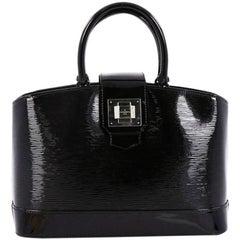 Louis Vuitton Mirabeau Handbag Electric Epi Leather PM
