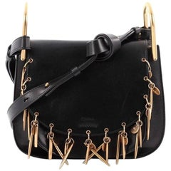 Chloe Charm Hudson Leather Small