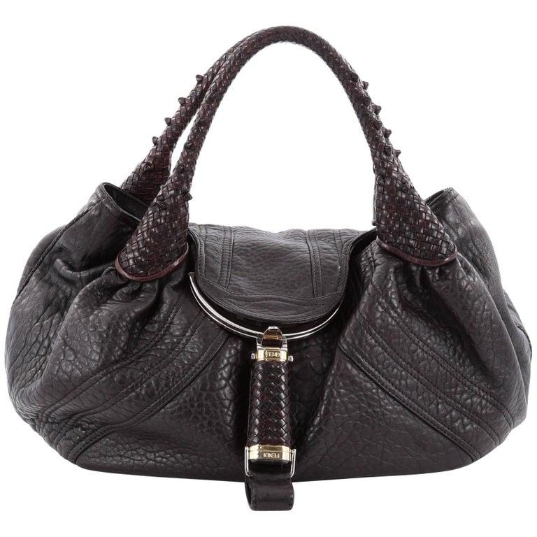 c32f03143c5 Fendi Spy Bag Leather at 1stdibs