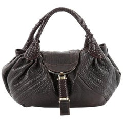 Fendi Spy Bag Leather