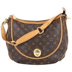 Louis Vuitton Tulum Handbag Monogram Canvas GM