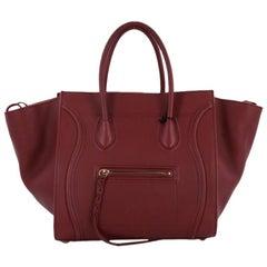 Celine Phantom Handbag Smooth Leather Medium