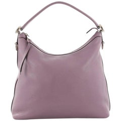 Gucci Miss GG Hobo Leather Small