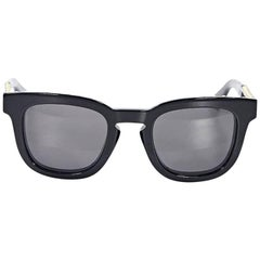 Black Givenchy Studded Square Sunglasses